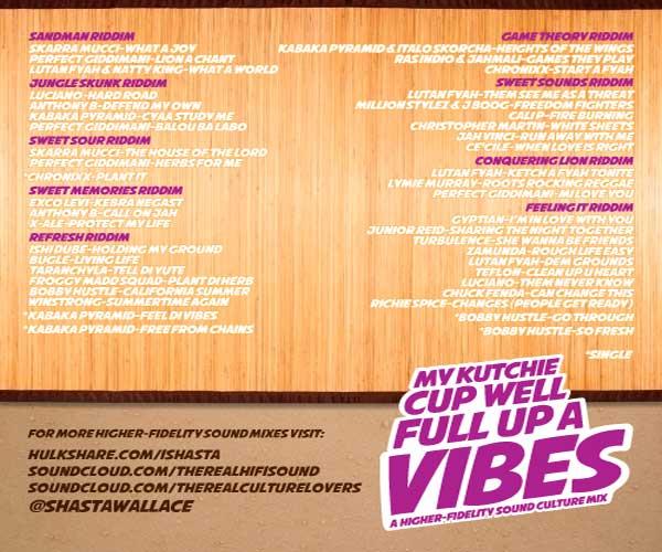 reggae culture mix 2012