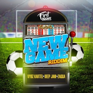 <strong>Listen To New Game Riddim Mix &#8211; First Name Music [Reggae Dancehall Music]</strong>