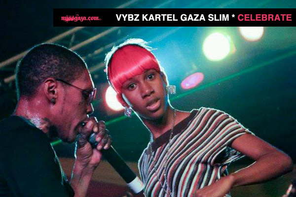 New Vybz Kartel Feat Gaza Slim – Celebrate – Oct. 2012
