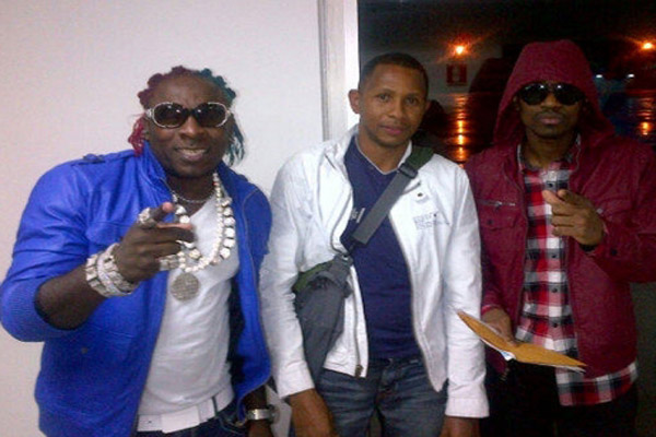 NOv 16 2012 busy signal free and back in Jamaica