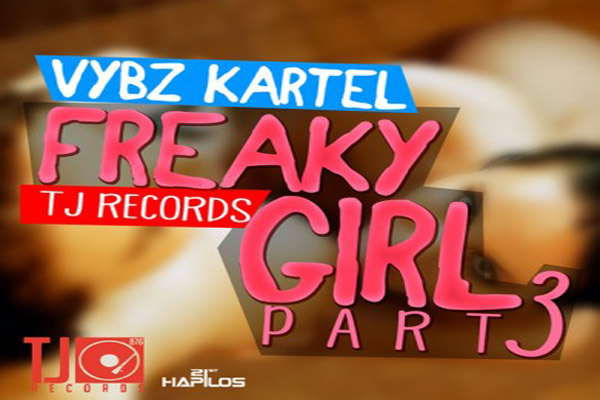 Vybz Kartel – Freaky Gal Part 3 (Raw) November 2012