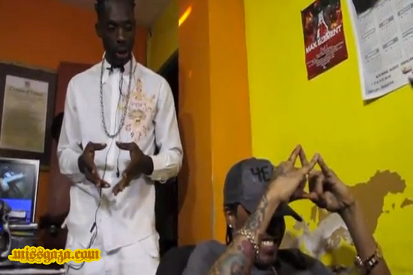 <strong>Watch Ninja Man &#038; Tommy Lee Sparta At Supreme Promotions Office &#8211; Nov 2012</strong>