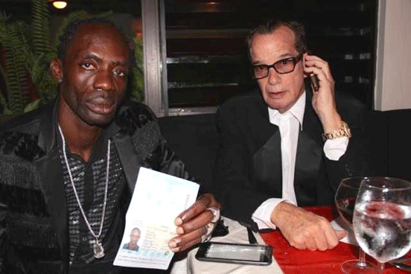 <strong>Dancehall News: Ninja Man Gets Back Travel Documents And Heads To Trinidad &#8211; June 2014</strong>