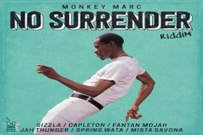 <strong>Listen To No Surrender Riddim Mix With Full Promo &#8211; Monkey Marc [Jamaican Reggae Music]</strong>