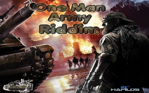 One Man Army Riddim new elements entertainment dancehall riddim April 2013