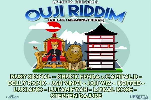 Listen To Ouji Riddim Mix Featuring Busy Signal Jah Vinci Luciano