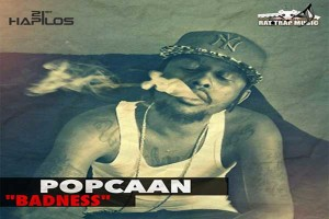 POPCAAN NEW SINGLE BADNESS-RAT TRAP MUSIC- FEB 2014