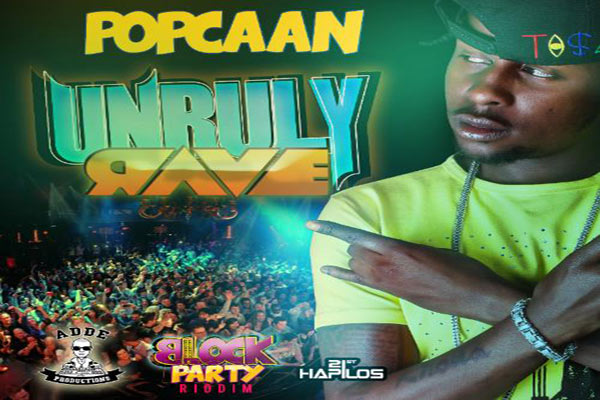 <strong>Watch Popcaan &#8220;Unruly Rave&#8221; Official Music Video &#8211; June 2013</strong>