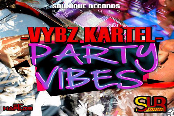 New Vybz Kartel's Single -Party Vybz – SoUnique Records Oct. 2012