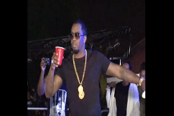 P diddy Supreme Promotions Bad Boy clash Jamaica 2013