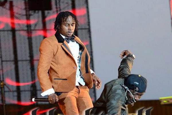 Blak Ryno Addresses Sting 2012 Incident With Popcaan