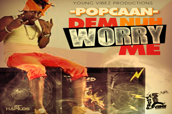Popcaan New Singles -Road Haffi Tek On & Dem Nuh Worry Me – Dec 2012