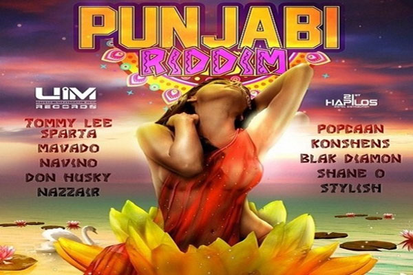 <strong>POPCAAN, TOMMY LEE, ALKALINE &#038; MORE ON PUNJABI RIDDIM &#8211; UIM RECORD &#8211; APRIL 2O14</strong>