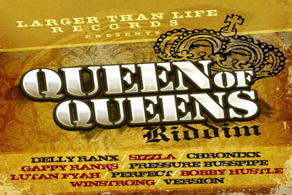 <strong>Listen To Queen Of Queens Riddim &#8211; Larger Than Life Records &#8211; Dec 2012</strong>