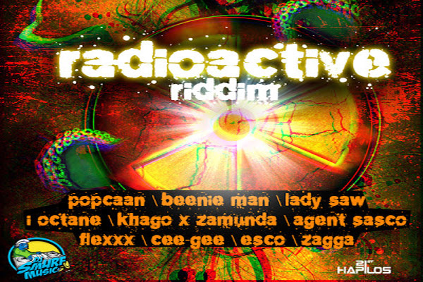 Radio Active Riddim – Dj Smurf Music – Nov 2012