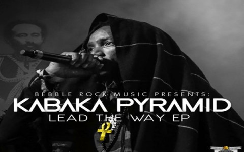 REGGAE ARTIST KABAKA PYRAMID LEAD THE WAY EP