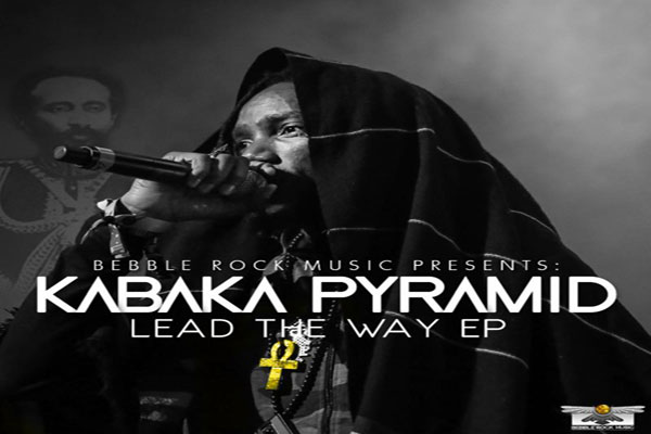 "KABAKA PYRAMID TO RELEASE ""LEAD THE WAY"" EP"