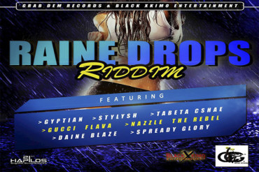 <strong>Listen To Raine Drops Riddim Mix [Reggae Dancehall Music]</strong>