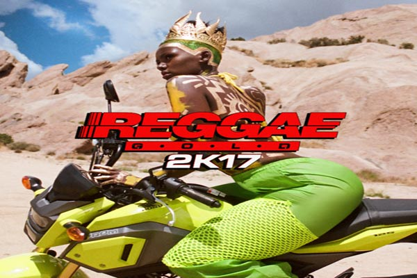 Reggae Gold 2K17 top reggae music compilation 2017 vp records july 2017i