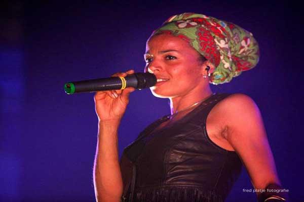 Reggae artist Mamadee live show in Miami oct 19