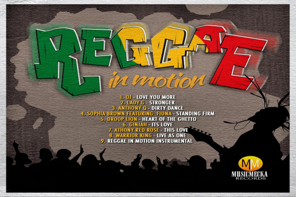 <strong>Listen To Reggae In Motion Riddim &#8211; Music Mecka Records -[Reggae Music]</strong>