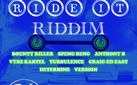 NEW VYBZ KARTEL SINGLE ON RIDE IT RIDDIM