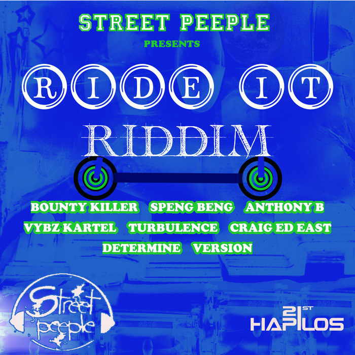 VYBZ KARTEL MISS NUMBER ONE-  RIDE IT RIDDIM – STREET PEOPLE – JULY 2013