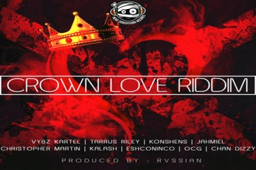 <strong>LISTEN TO CROWN LOVE RIDDIM MIX &#8211; HEAD CONCUSSION RECORDS</strong>
