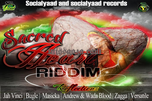<strong>Sacred Heart Riddim &#8211; SocialYaad Records &#8211; [Reggae Music] January 2013</strong>
