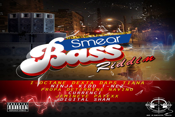 <strong>Listen To Smear Bass Riddim Mix &#8211; Studio Vibes Ent.- Dec 2012 [Dancehall Reggae Music]</strong>