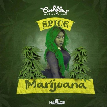LISTEN TO SPICE NEW SONG – MARIJUANA – CASH FLOW RECORDS –