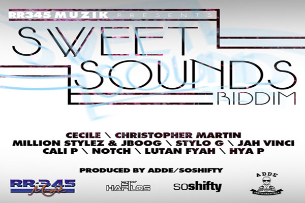 <strong>Listen To Sweet Sounds Riddim Adde / SoShifty Productions [Reggae Music]</strong>