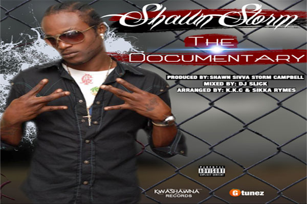 "SHAWN STORM ""THE DOCUMENTARY"" MIXTAPE -JUNE 2014"