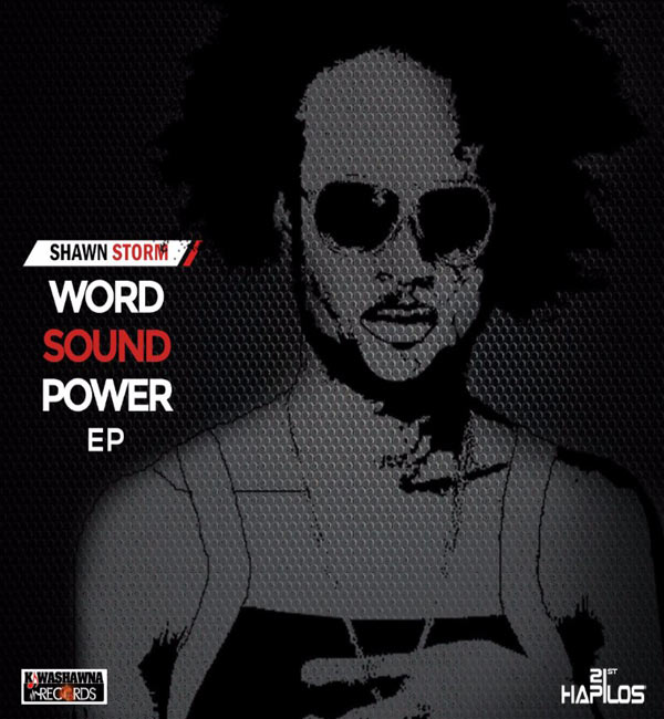 Shawn Storm 'WORD-SOUND-POWER'-EP