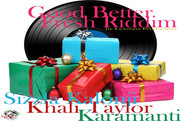 Download Sizzla, Khali Taylor & Karamanti's Dancehall Xmas Songs