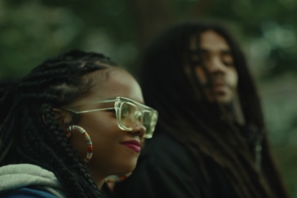 Skip Marley H.E.R. Slow Down Music video 2020