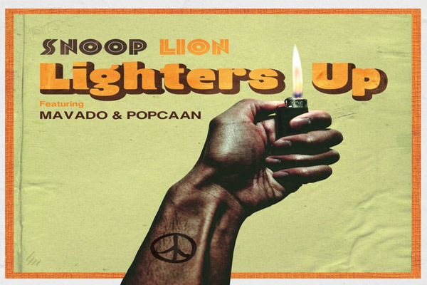 Snoop Lion Lighters Up Feat Mavado and Popcaan – Major Lazer