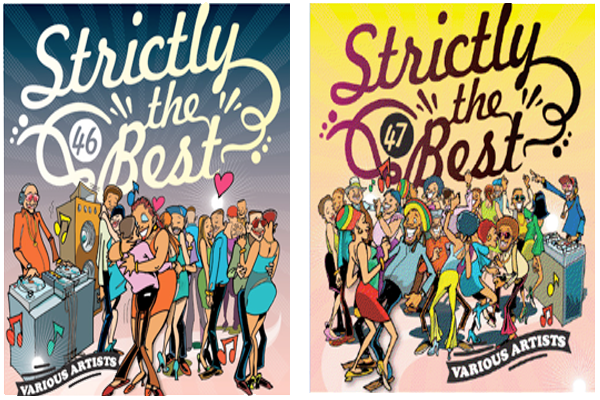 VP Records – Strictly The Best Vol 46 & 47 Out Today – Dec 2012