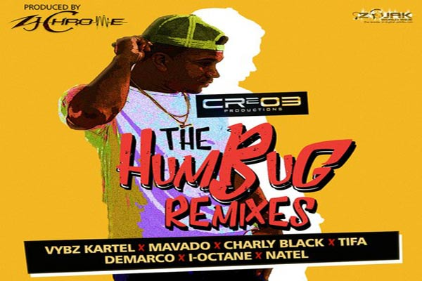 THE-HUMBUG-REMIXES-RIDDIM-Cr203-kartel masicka mavado charly black demarco tifa