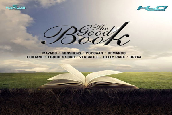NEW POPCAAN SINGLE – NEVA FRAID – ON THE GOOD BOOK RIDDIM – H20 RECORDS – MARCH 2014