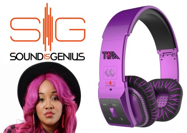 <strong>Dancehall Artist Tifa Launches Her Own Headphones Line &#8211; Sig Line</strong>