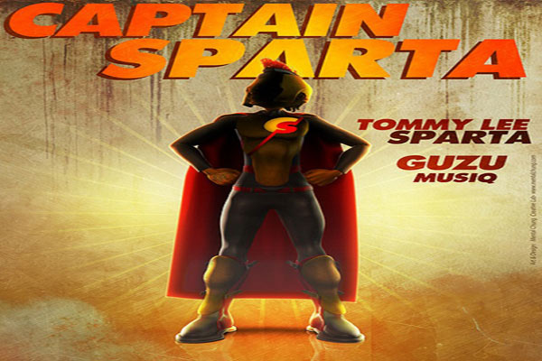 TOMMY LEE – CAPTAIN SPARTA NEW MUSIC -GUZU MUSIQ MARCH 2013