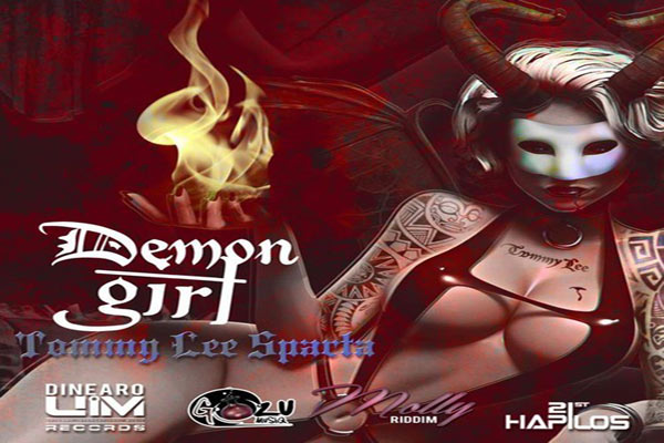 TOMMY LEE SPARTA DEMON GIRL MOLLY RIDDIM UIM RECORDS JUNE 2013