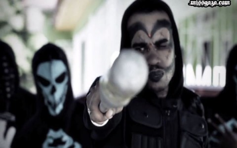TOMMY LEE SPARTA & SPARTAN ARMY-DI CREATURE OFFICIAL VIDEO JULY 2013