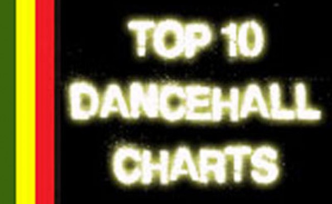 TOP 10 DANCEHALL SINGLES BIG