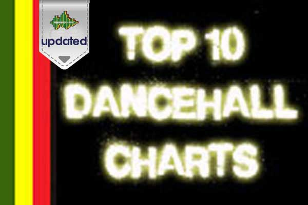 TOP 10 DANCEHALL Singles BIG updated