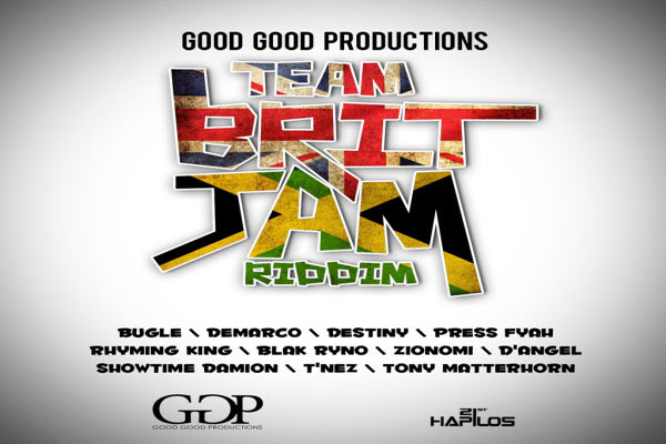 <strong>Listen To Team Brit Jam Riddim Mix Good Good Productions [Jamaican Dancehall Music]</strong>