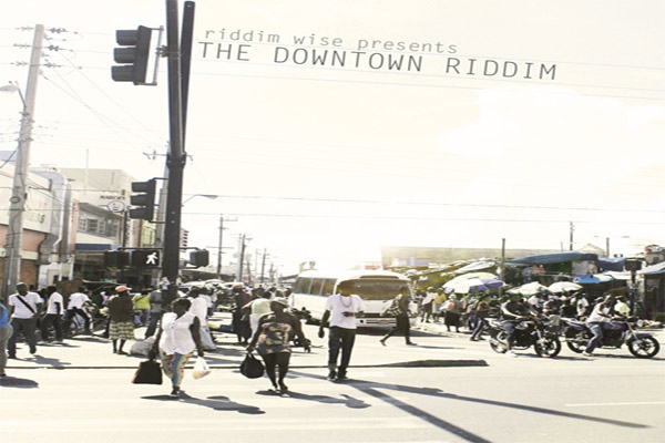 The Downtown Riddim-Riddim Wise-Dec2012