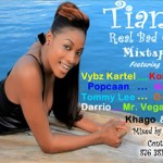 Tiana Real Bad Gyal mixtape august 2012