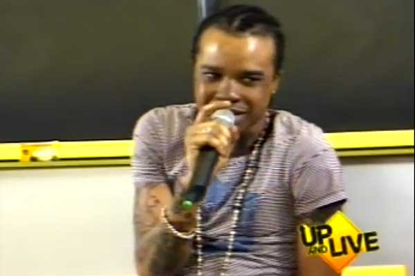 Tommy Lee Sparta Latest Interview On Up & Live Jamaica – Oct 2012